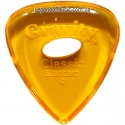 Gravity Picks GCLS4PE Classic Standard Polished with Hole 4.00mm
