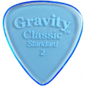 Gravity Picks GCLS2P Classic Standard Polished 2.00 mm