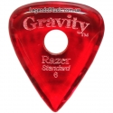 Gravity Picks GRAS6PR Razer Standard Polished with Hole 6.00mm