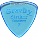 Gravity Picks GSRS2P Striker Standard Polished 2.00 mm