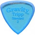 Gravity Picks GTRS2M Tripp Standard Unpolished 2.00 mm