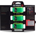 Gruv Gear FW-3PK-GRN-MD FretWraps 3-Pack Leaf Medium
