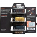 Gruv Gear FW-3PK-WOD-MD FretWraps String Muters 3-Pack Wood Med.