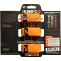 Gruv Gear FW-3PK-ORG-SM FretWraps 3-Pack Orange Small