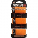 Gruv Gear FW-3PK-ORG-MD-3 FretWraps 3-Pack Orange Medium