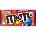 M&M's Crunchy Caramel Limited Edition Chocolate Bag 36g