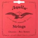 Струны Aquila 85U Concert Red Series Regular Tuning Ukulele