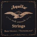 Струны Aquila 140U Thunderblack Bass Ukulele