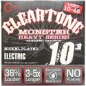 Струны Cleartone 9510 10-46 Light Nickel-Plated Monster