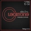 Струны Cleartone 9410-7 Light 7-String 10-56 Nickel-Plated Monst