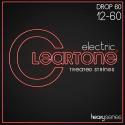 Струны Cleartone 9460 Drop C# 12-60 Nickel-Plated Monster