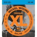 Струны D'Addario EXL110 10-46