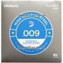 Струна D'Addario PL009-5 Plain Steel 0.09 акустика и электр х5