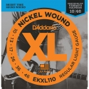 Струны D'Addario EKXL110 Nickel Wound 10-46