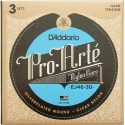 Струны D'addario Pro Arte EJ46-3D Hard Tension