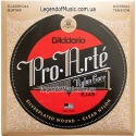 Струны D'addario Pro Arte EJ45 Normal Tension