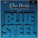 Струны Dean Markley 2558 Blue Steel LTHB 10-52
