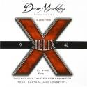 Струны Dean Markley 2511 Helix HD Light 9-42