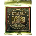 Струны Ernie Ball Everlast 2556 Bronze Alloy 80/20 12-54