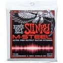 Струны Ernie Ball 2915 M-Steel Slinky 10-52