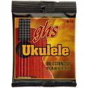 Струны GHS H-10 Black Nylon Tie End Ukulele