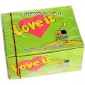Жвачка Love Is Яблоко - Лимон 100шт.