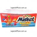 Жвачка Misket разноцветные шарики 222x4.5g 12Kg 12шт.