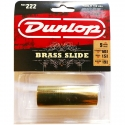 Слайдер Dunlop 222 Brass Guitar Slide 19х1,5х60
