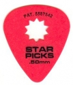 Медиатор Star Picks / Thin / .50 mm