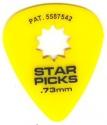 Медиатор Star Picks / Medium / .73 mm