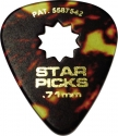 Медиатор Star Picks / Medium / .71 mm