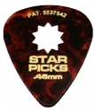 Медиатор Star Picks / Thin / .46 mm