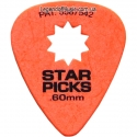 Медиатор Star Picks / Medium / .60 mm