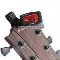 Гитарный тюнер прищепка цифровой Aroma AT-200D