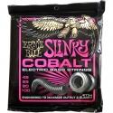 Струны бас Ernie Ball 2734 Cobalt Slinky Bass 45-100