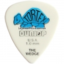 Медиатор Dunlop 424R1.0 Tortex Wedge 1.00 mm
