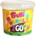 Жевательный мармелад Trolli 2 Go Wurrli Worms 150g