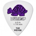 Медиатор Dunlop 424R1.14 Tortex Wedge 1.14 mm