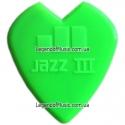 Медиатор Dunlop 47BKH3N Kirk Hammett Jazz III Nylon 0.88 mm