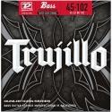 Струны бас Dunlop RTT45102T Robert Trujillo Taper-Core 45-102
