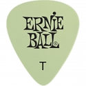 Медиатор Ernie Ball 9224 Super Glow Luminescent Guitar Pick 0.46
