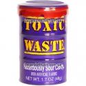 Кислые Конфеты Toxic Waste Sour Candy Purple Drum 48g