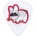 Медиатор Dunlop BL28R.73 Frank Kozik King Of Rock 0.73 mm