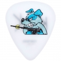 Медиатор Dunlop BL26R.73 Frank Kozik Anger Management 0.73 mm