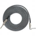 Кабель для гитары Flanger Guitar Cable 3m. Black and Grey