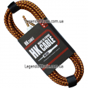 Кабель для гитары HK Premium Instrument Cable 3m. Gold