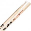 Барабанные палочки Vic Firth 2BN American Classic Nylon Hickory